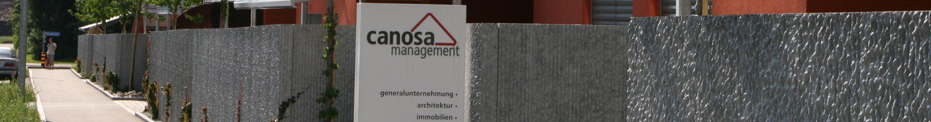 Canosa Management Standort